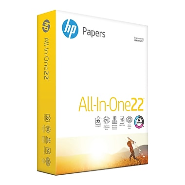 HP® Multipurpose Paper, 22 lb., 8-1/2