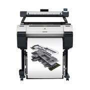 Canon – Imprimante multifonction grand format ImagePROGRAF IPF670 avec numériseur L24ei (9854B054)