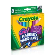 Crayola® – Marqueurs en gel, paq./8