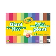 Crayola Giant Construction Paper