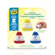 Crayola My First Crayola Shape Stampers, 3/Pack