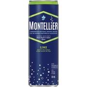 Montellier - Eau pétillante, citron vert