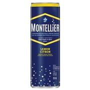 Montellier - Eau pétillante, citron