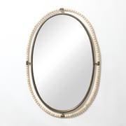 Matteo Oval Wall Mirror (7344-CM2361-MR)