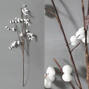 """40"""" White Lily Of Valley, 6/Pack (9981-CM2061-00)"""