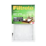 "Filtrete Clean Living Dust Reduction Filter, MPR 600, 16"" x 25"" x 1"""
