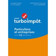 TurboTax Home and Business 2018, French, Windows [Download]