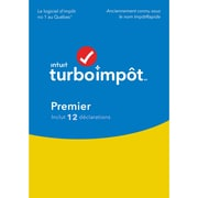TurboTax Premier 2018, French, Windows [Download]