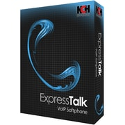 Express Talk VoIP Softphone- Business Edition for Windows (1-User) [Download]