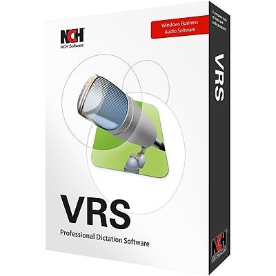 VRS Recording System Enterprise for Windows (1-User) [Download]