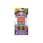 Elmer's Extra Strength Disappearing Purple Glue Stick 6G, 2/Pack
