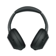 Sony WH1000XM3/B Premium Wireless Noise Cancelling Headphones - Black