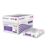 Xerox – Papier pour imprimantes numériques, 32 lb, 8 1/2 x 11 po, blanc