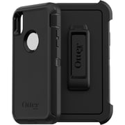 OtterBox Defender Series Black Cover for Apple iPhone X, Xs (77-59464)