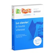 Tap Touche Typing Pal, Personal, French, 1-User