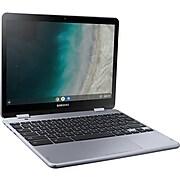 """Samsung Chromebook Plus V2 520QAB 12.2"""", Intel Celeron, 4GB Memory, Google Chrome (XE520QAB-K01US)"""