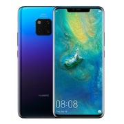 Huawei Mate 20 Pro 6.39-inch Unlocked Cell Phone, 128 GB, Kirin 980 CPU Octa-Core, Android 9, Twilight (51092YBR)