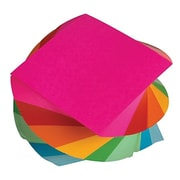 Staples Memo Pad, Assorted Colours, 600 Sheets