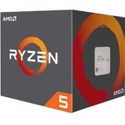 AMD Ryzen 5 2600X Hexa-core (6 Core) 3.60 GHz Processor, Socket AM4, Retail Pack (YD260XBCAFBOX)