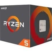 AMD Ryzen 5 2600 Hexa-core (6 Core) 3.40 GHz Processor, Socket AM4, Retail Pack (YD2600BBAFBOX)