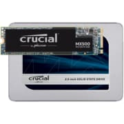 "Crucial MX500 SATA 2.5"" 7mm (with 9.5mm adapter) Internal SSD"