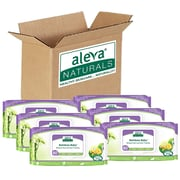 Aleva Naturals (37944) Bamboo Baby Wipes, Economy Pack, 480ct