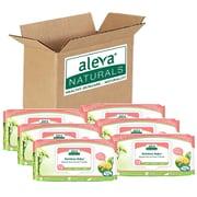 Aleva Naturals (37949) Bamboo Baby Sensitive Wipes, Economy Pack, 432ct
