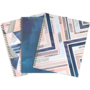 "Mead Shape It Up Notebook, 160 Pages, 10-1/2"" x 8-5/8"", Assorted (07212)"