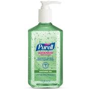 PURELL® Advanced Hand Sanitizer Soothing Gel, Fresh Scent, 12 fl oz Pump Bottle (3639-12)