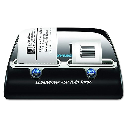 Dymo LabelWriter 450 Twin Turbo Desktop Label Printer (1752266)