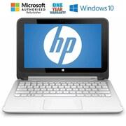 HP Refurbished STREAM 11 11.6-inch Netbook, 2.16 GHz Intel Celeron N2840, 32 GB eMMC, 2 GB DDR3, Windows 10 Professional