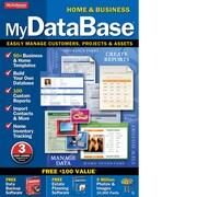 Logiciel de gestion Mydatabase Home and Business [téléchargement]