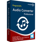 Program4Pc Audio Converter Pro [Download]