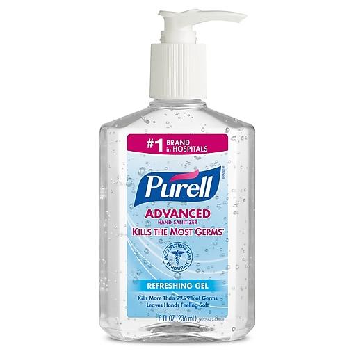 Purell® Advanced Hand Sanitizer ...