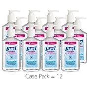 PURELL® Advanced Refreshing 12 oz. Gel Hand Sanitizer, Clean Scent, 12/Carton (3659-12)