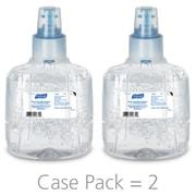 PURELL® LTX™ Advanced Green Certified Hand Sanitizer Gel, 1200 mL Refill  for PURELL® LTX™ Touch-Free, 2/CT (1903-02)