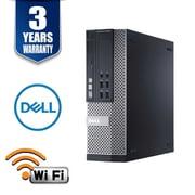 Dell - PC de table Optiplex 9020-161 SFF remis à neuf, Intel Core i7-4770 à 3,4 GHz, SSD 960 Go, DDR3 16 Go, Windows 10 Pro