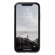 Nomad Rugged Leather Case For Use With iPhone XR, Black