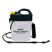 hudson® Portable Battery-Powered Sprayer, Black/White, Each (RLF 13581)