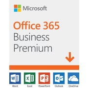 Microsoft Office 365 Business Premium- 1 Year Subscription [Download]
