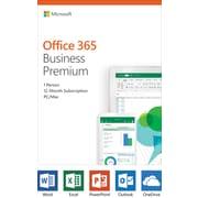 Microsoft Office 365 Business Premium 1-Year, 1-User, English