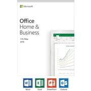 Microsoft Office Home and Business 2019, English