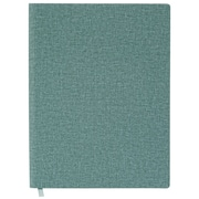 Merangue B5 Soft Cover PU Notebook, Ruled, 110 Sheets, Teal