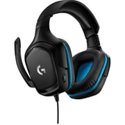 Logitech 981-000769 G432 7.1 Surround Sound Gaming Headset
