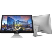 Asus ZN270IE-QH501-CB 27-inch All-in-One Computer, 2.4 GHz Intel Core i5 7400T, 1 TB HDD + 128 GB SSD, 8 GB DDR4 SDRAM