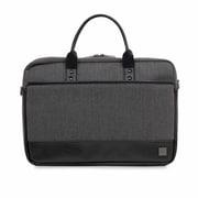 """Princeton Grey w/ Black Briefcase 15.6"""""""