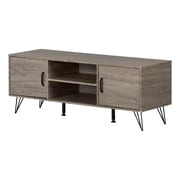 480e8e2a5bd South Shore Evane TV Stand with Doors for TVs up to 55