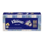 Kleenex Ultra Facial Tissue, 16/Pack