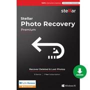 Stellar – Logiciel de récupération de photos Photo Recovery Premium pour Windows [Téléchargement]
