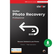 Stellar Photo Recovery Professional Mac [Download]
